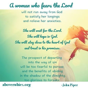 Women's Daily Encouragement Blog - Above Rubies Daily
